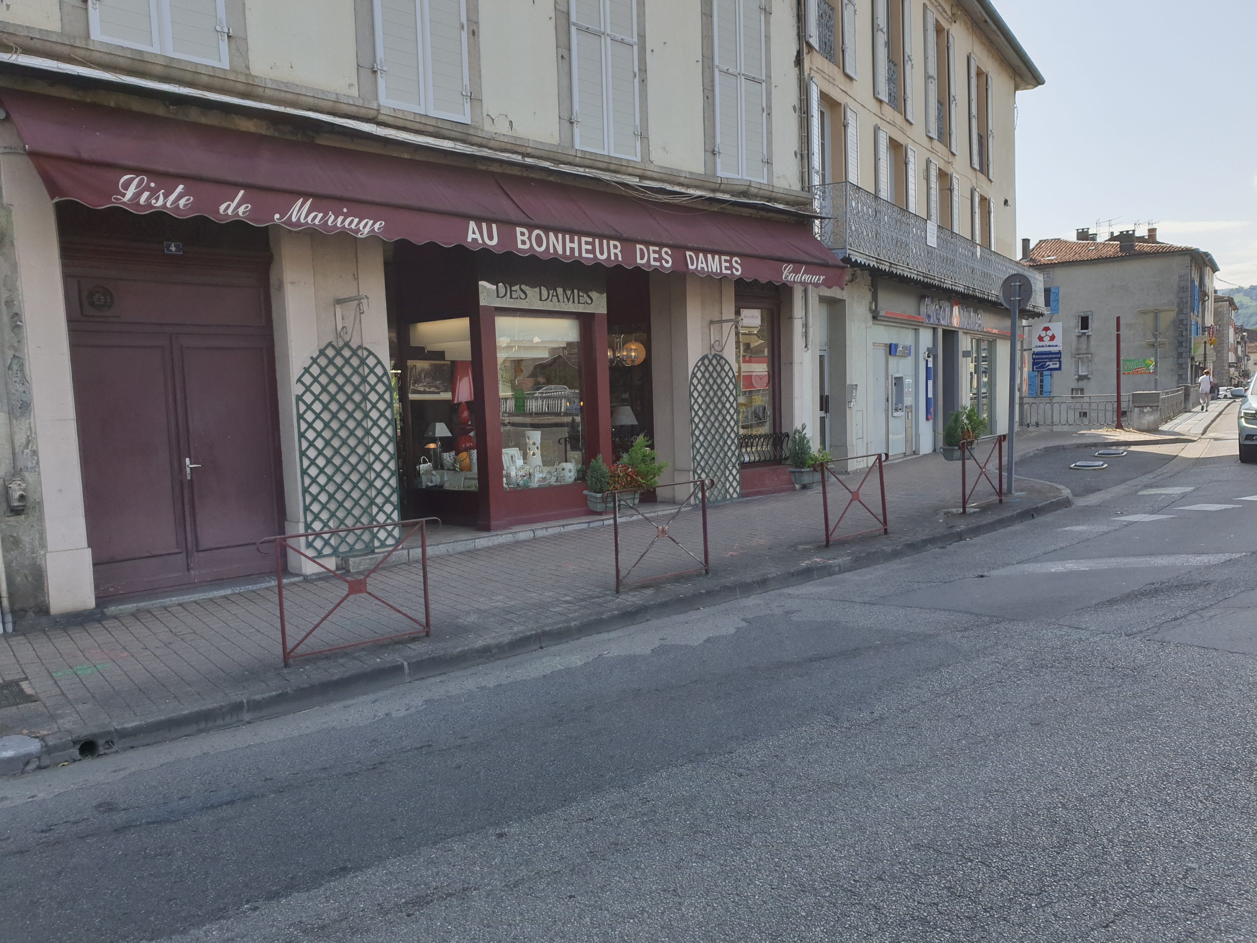 SAINT-GIRONS - Local commercial